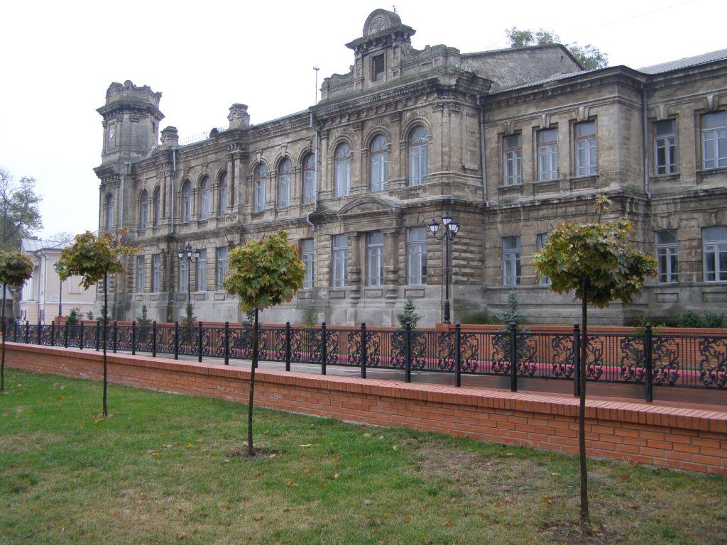 В Керчи здание гимназии превратят в музей военной истории